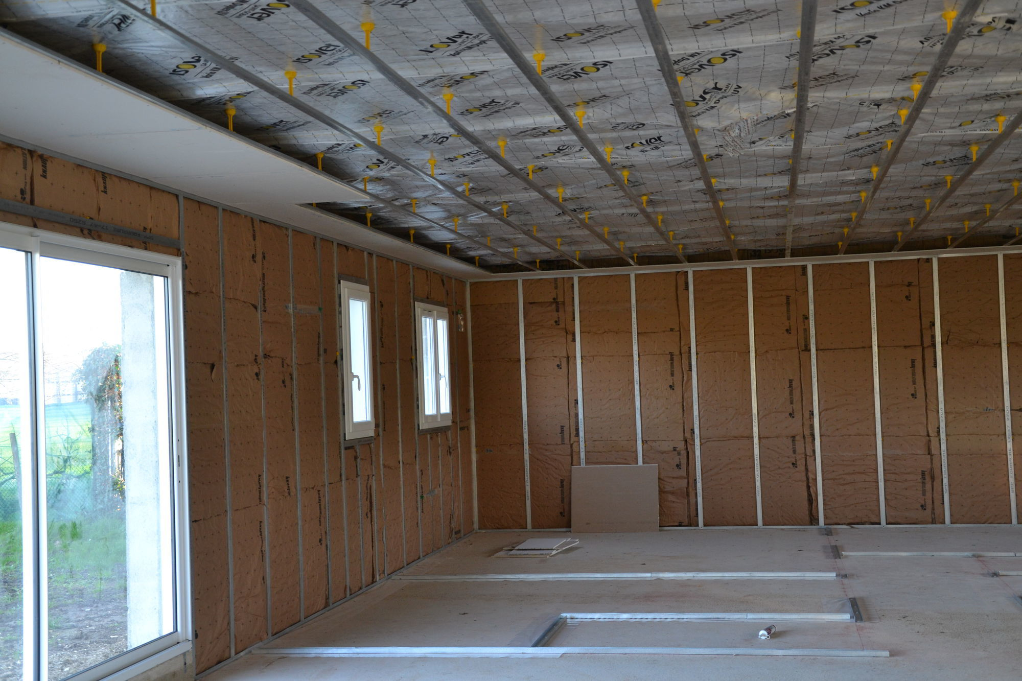 travaux isolation auxerre pl trerie auxerre plaquiste auxerre plaquisterie am nagement de. Black Bedroom Furniture Sets. Home Design Ideas